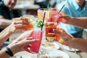 cocktails, evenementenbeveiliging